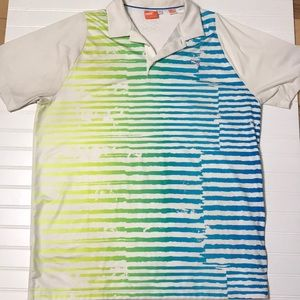 Men's Puma golf polo Sz XL